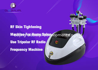 Multifunctional 5 In 1 RF Cavitation Slimming Machine Vacuum Cavitation System Type