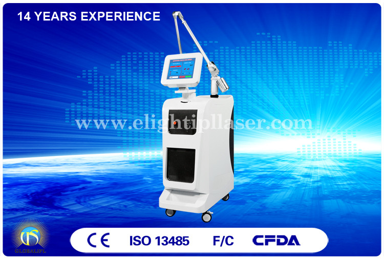 Imported 7 Articular Arm Professional Hair Laser Removal Machine Pigment Deposit Dispelling