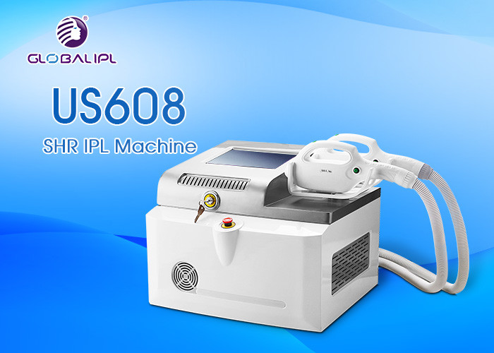 CE Approval E Light Ipl Hair Removal Machine With Two Handle