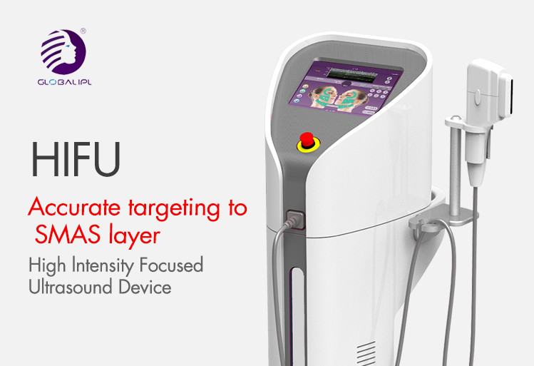 3.2Mhz Frequency HIFU Machine For Skin Rejuvenation Facial Treatment 45 * 31.5 * 39.5cm