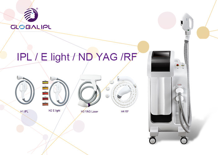 Professional Beauty Salon Device Hair Removal Q Switch Nd Yag Laser Beauty Machine