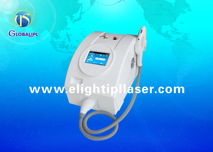 Wrinkle Removal Treatments E Light IPL RF Equipment For Beauty Salon