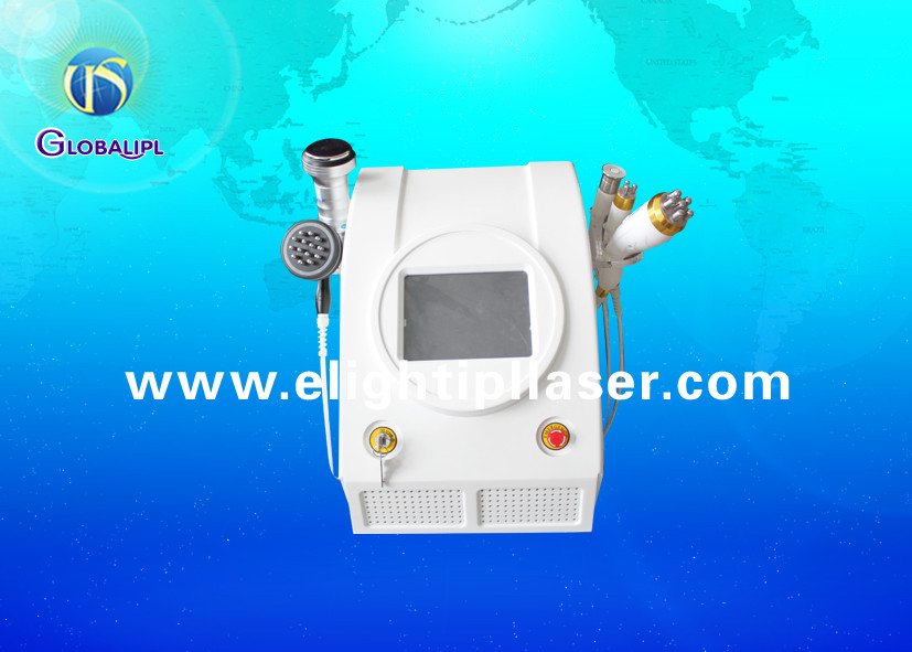 Diode Laser Cavitation Slimming Machine Air Cooling 6MHz Frequency