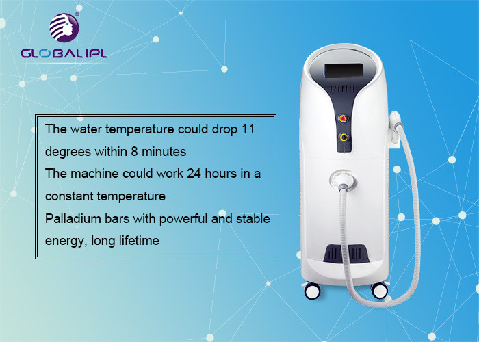 Feedback Price Big Spot Size Diode Laser Hair Removal Machine For Man And Woman