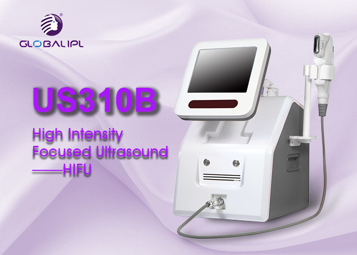 Medical CE Approval Hifu Machine 3.2Mhz Non - Invasive No Side Effects