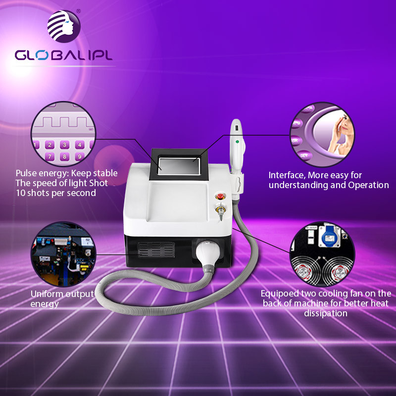 Multifunction RF Skin Tightening Machine