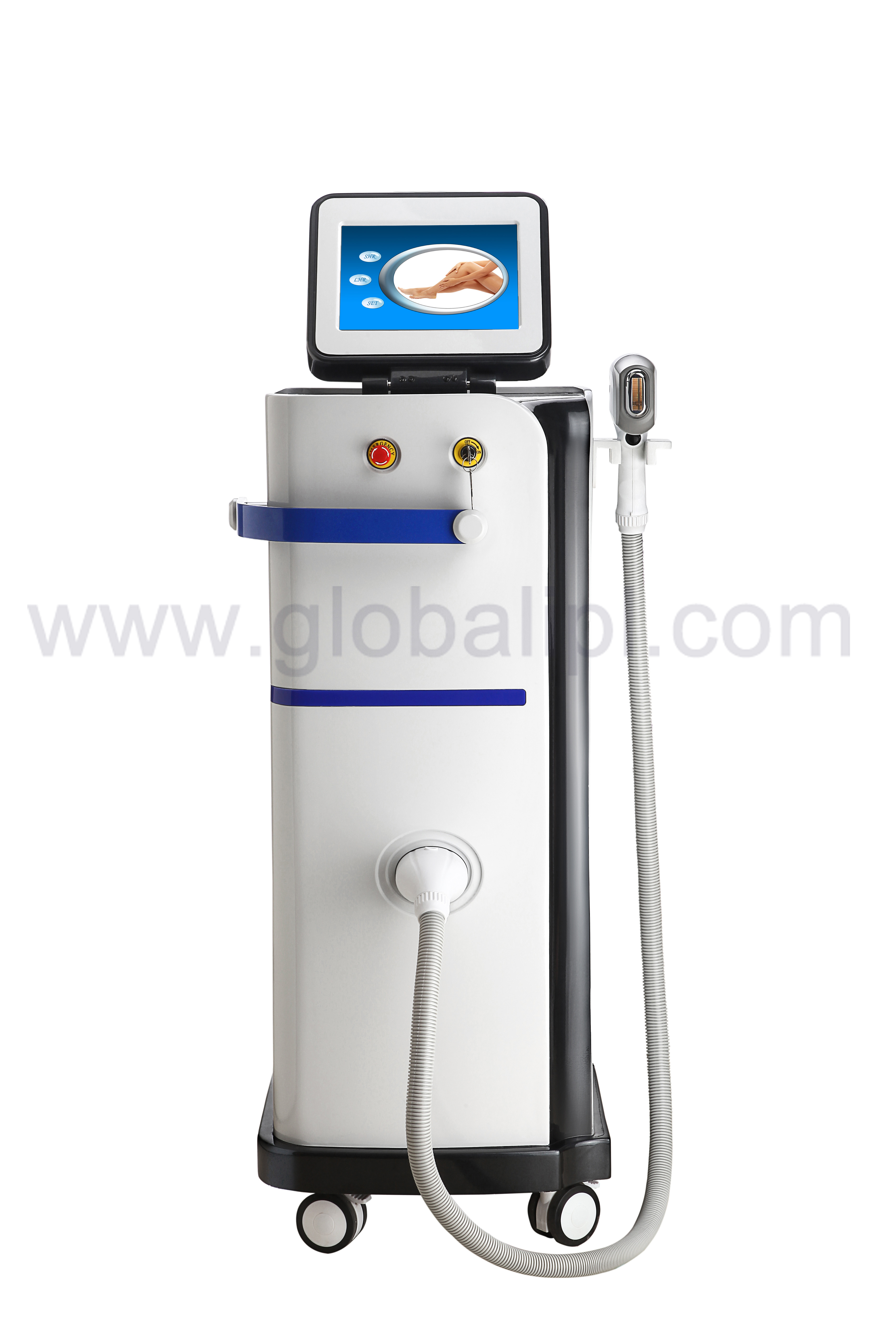 808nm Permanent Diode Laser Hair Removal Machine For Lip Hair Removal