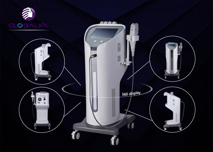 Anti Aging Skin Tightening Hifu High Intensity Focused Ultrasound Machine 10000 Shots