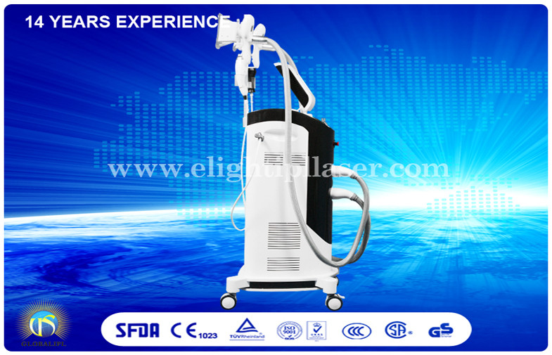 4 System Cryolipolysis Slimming Machine For Professional Reduce Cellulite