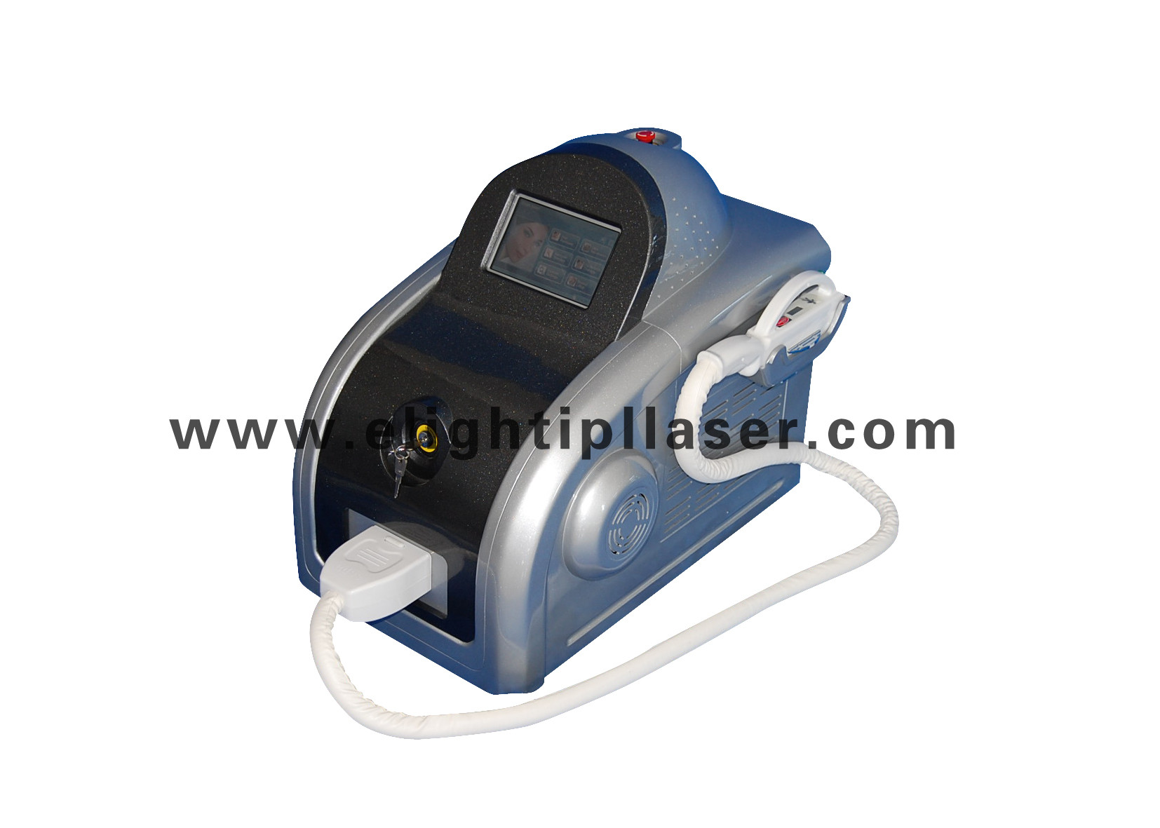 Intense Pulsed Light IPL Hair Removal Machine For Armpit / Breast , 480nm / 530nm