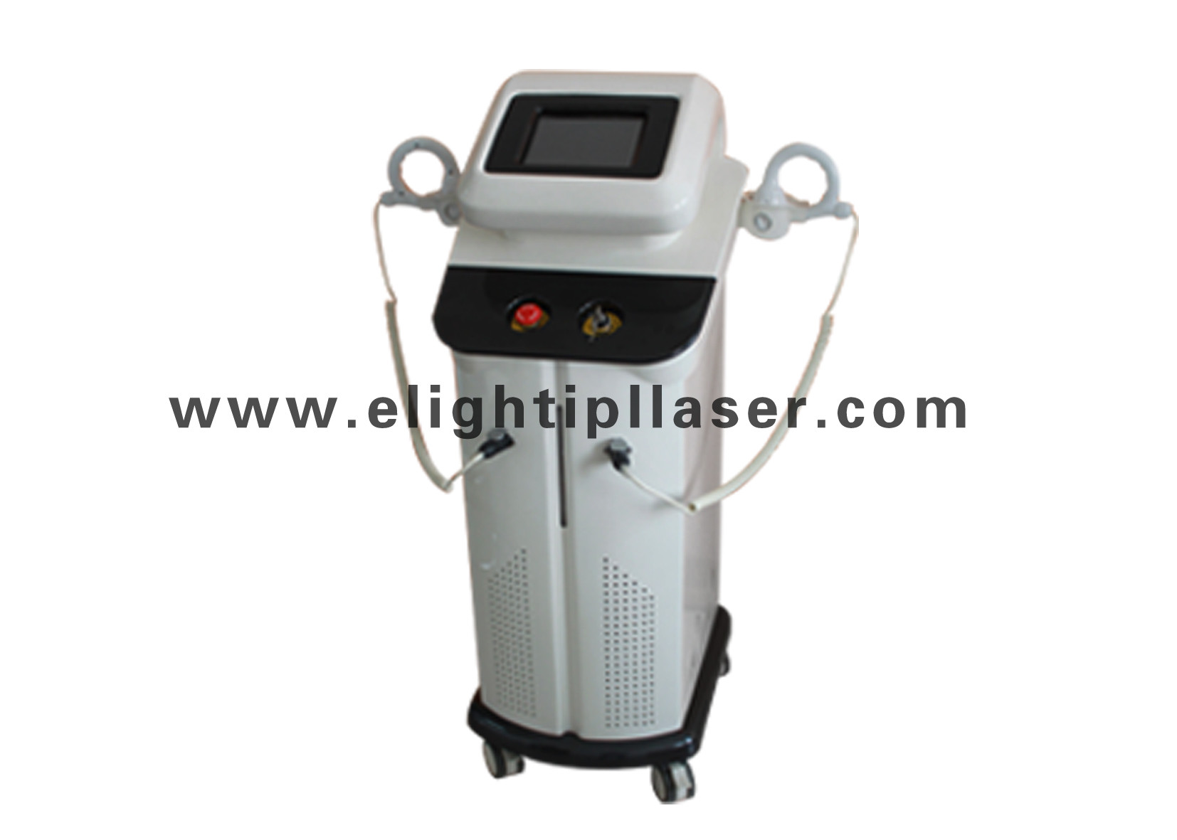 Radio Frequency Tripolar RF Cavitation Slimming Machine For Lymphatic Treatment