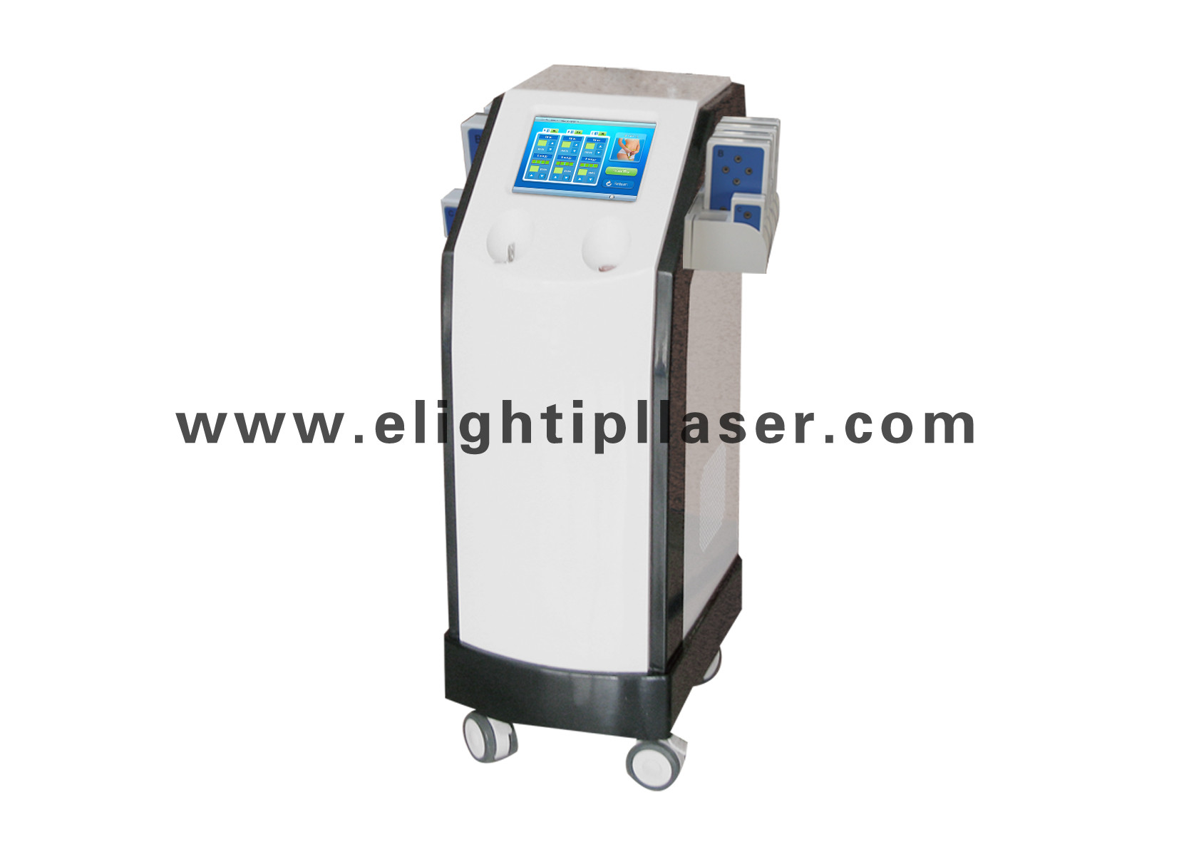 Women Body Lipo Laser Slimming Machine / Fat Burning Cellulite Reduction