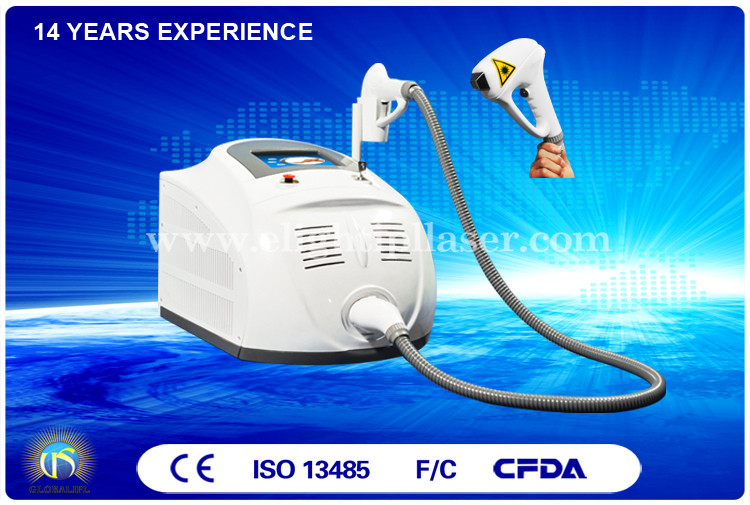 Pulsed Light Diode Laser Hair Removal Machine
